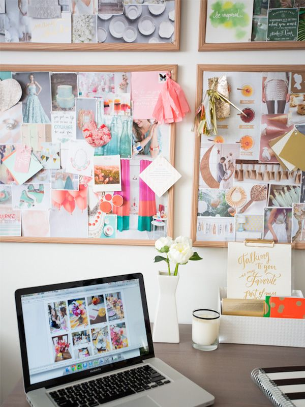 Be Inspired By This Office Space