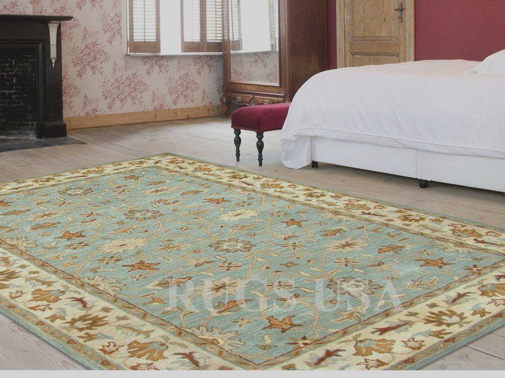 Pottery Barn Malika Persian Handmade Wool Area Rug U0026 Carpet #new  #TraditionalPersianOriental