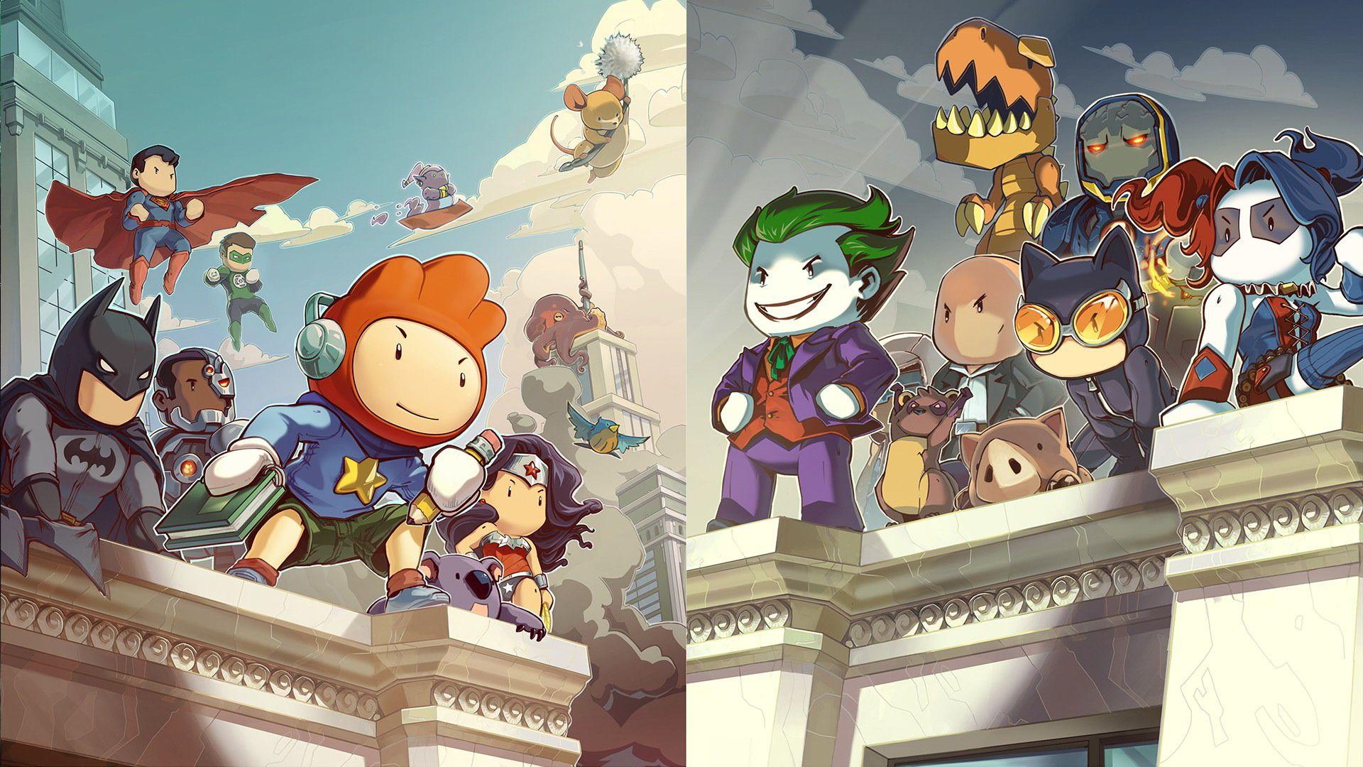 Chibi dc comics characters hd wallpaper chibi chibi marvel dc comics characters hero - Dc characters wallpaper hd ...