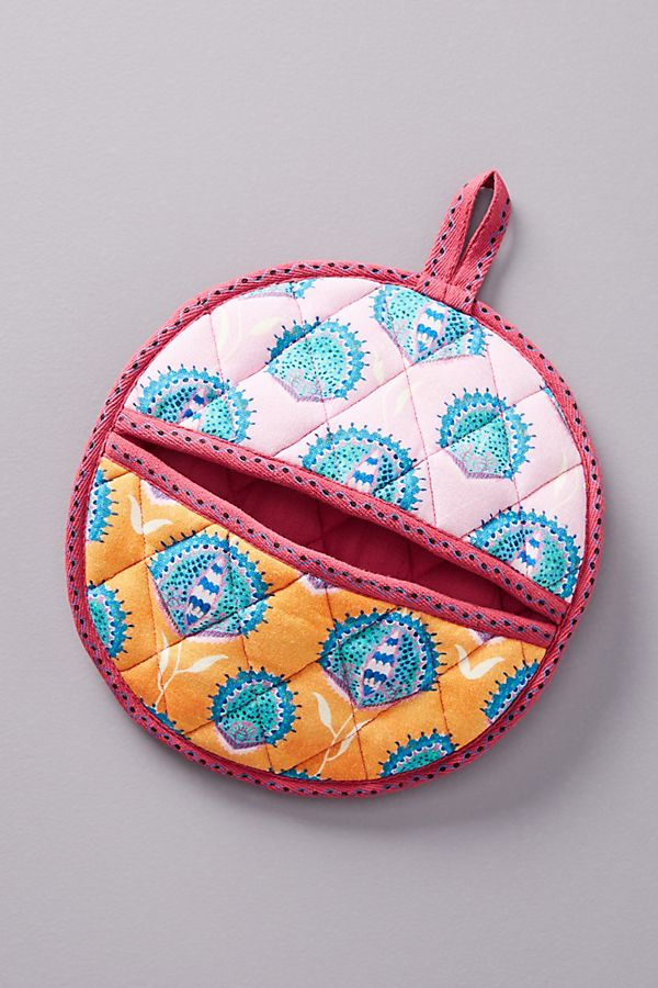 Adonia Potholder by Anthropologie in Assorted, Kitchen #potholders
