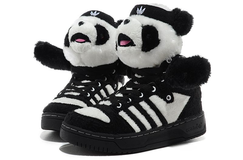 Panda Bear Jeremy Scott Adidas
