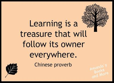 Famous Chinese Quotes About Education