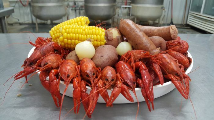 Some of the best places to get boiled crawfish in Louisiana!
