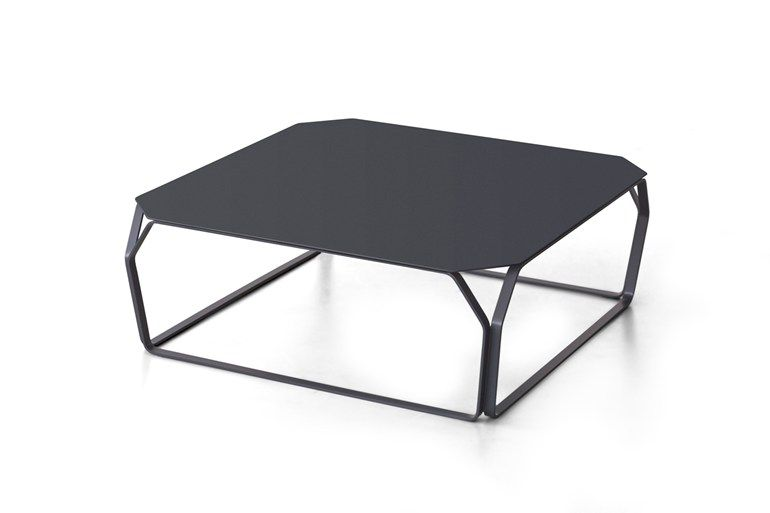 Tray 2 Metal Coffee Table By Meme Design Design Enrico Cesana