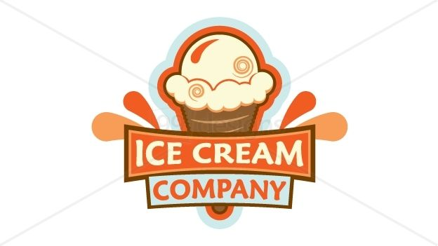 Fun Ice Cream Company Ready Made Logo Designs 99designs Ice Cream Logo Ice Cream Companies Ice Cream Shop