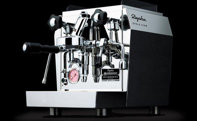 Exceptional Rocket Giotto Rapha Espresso Machine Awesome Design