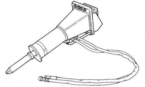 Bobcat HB1380 Hydraulic Breaker Service Repair Manual S/N