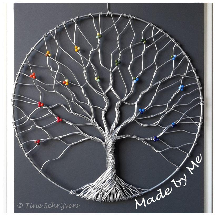 levensboom tree of life bracelets rings etc. Black Bedroom Furniture Sets. Home Design Ideas