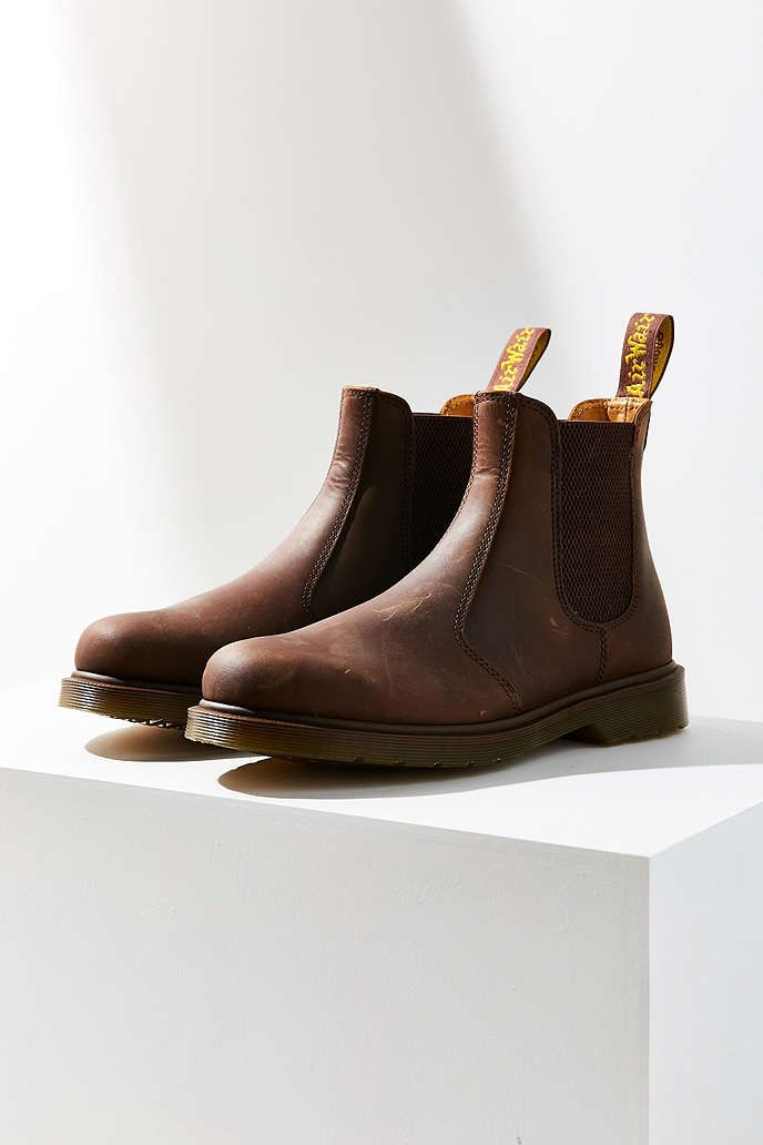 Shoes on Sale for Women. Dr. Martens 2976 Crazy Horse Chelsea Boot 6bc988a75e6