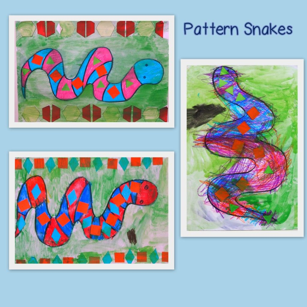 Peek At My Week Patterns And Pattern Snakes With Images