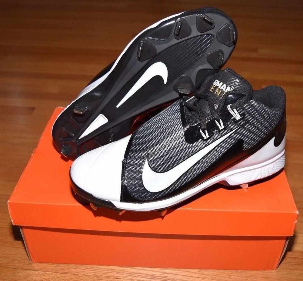 Nike Air Swingman Legend Ken Griffey Jr Metal Baseball Cleat Shoes US 11  New #Nike