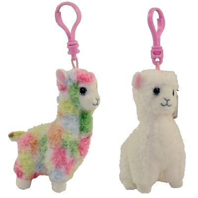 Retired 440  Ty Beanie Babies - Set Of 2 Llamas (Lola And Lily) (Plastic  Key Clip) (4 Inch) -  BUY IT NOW ONLY   10.89 on  eBay  retired  beanie   babies   ... 12c77385973d
