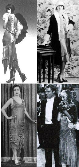 1920 39 S Fashion Guide Roaring 20s Flapper Fashions Jazz Era Clothing Styles Witness Of Time