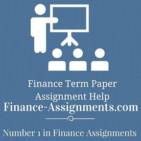 finance term paper homework help finance term paper finance  finance term paper homework help finance term paper finance assignment finance term paper finance