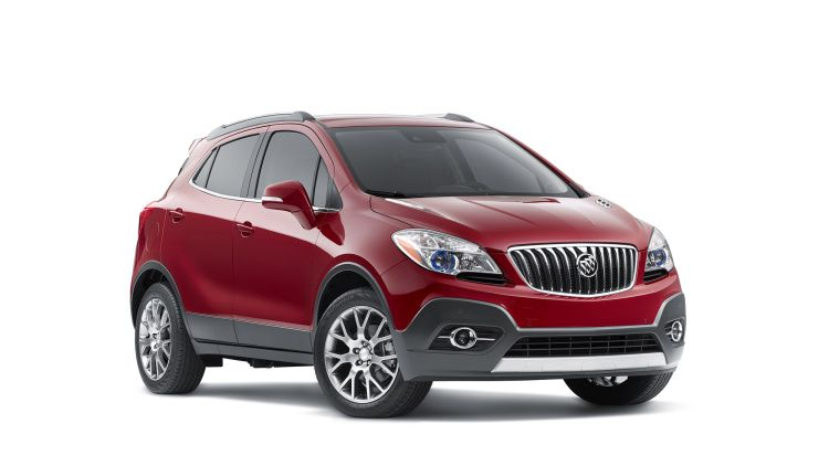 Buick Rolls Out More Potent Encore Sport Touring Buick Encore Buick Sport Touring
