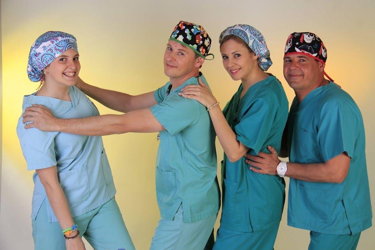 Gorros de Cirujanos, Gorros Quiofano, Gorros Quirurgicos,  http://pilucaps.com