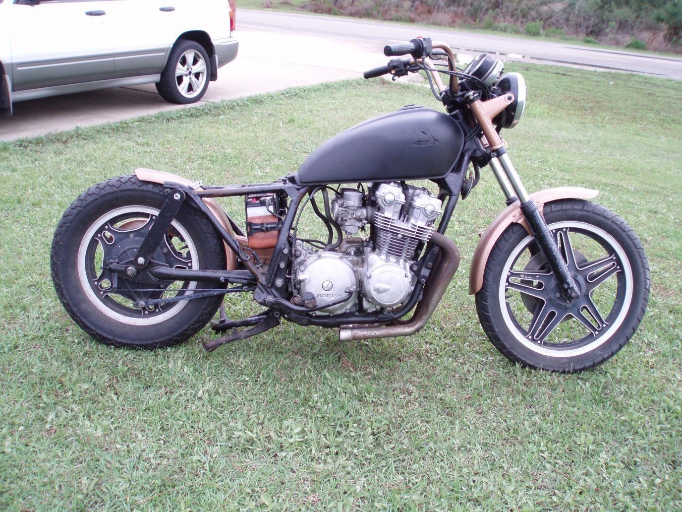 bobber inspiration honda cb750 bobber bobbers and custom