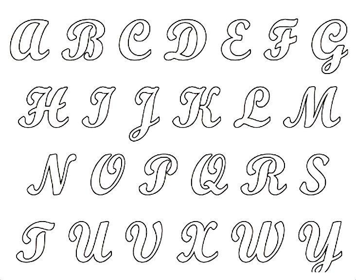 Letras goticas para imprimir images reverse search - Letras para dibujar ...