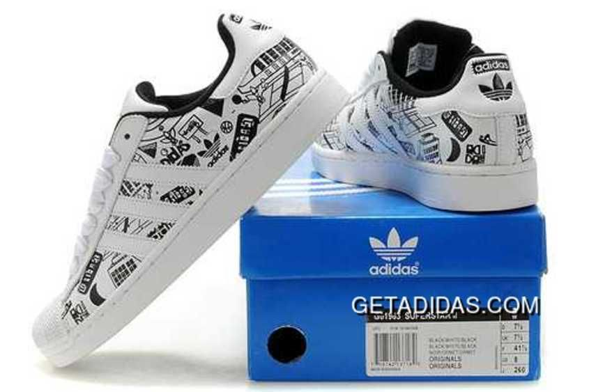 035f5010 RUNNING SHOES GRAFFITI LOVERS SHOES WHITE WOMENS FINEST MATERIALS IN STOCK  ADIDAS SUPERSTAR II BEST TOPDEALS Only $78.82 , Free Shipping!