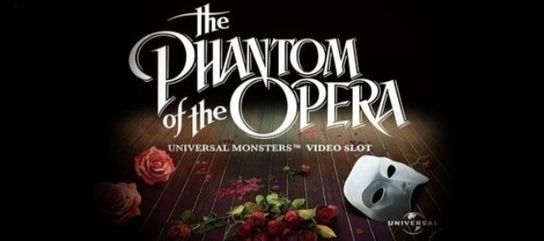 Play The New Phantom Of The Opera Slot From NetEnt To Win A Trip To London