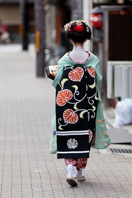 Okiya Crests: Goin Kobu  Fukushima