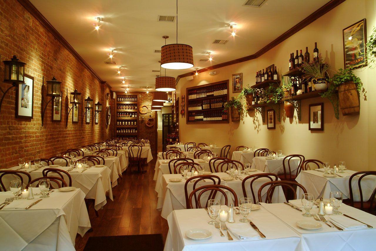 Cara Mia Italian Restaurants Nyc In New York City