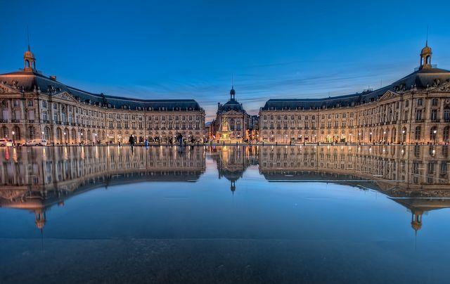 Bordeaux, France by Justin Balog, via Flickr