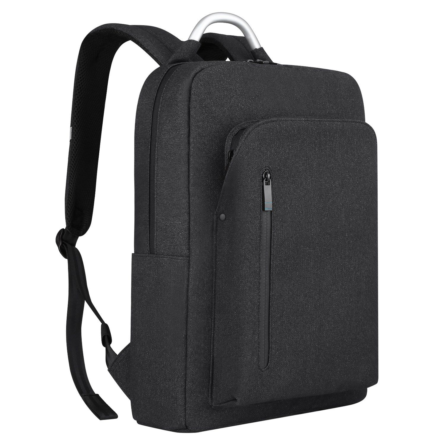 a636923d7da4 REYLEO Backpack Business Laptop Backpack Water Resistant School Backpack  Casual Daypack Fits up to inch Notebook Computer for Travel Work College(Dark  Grey)