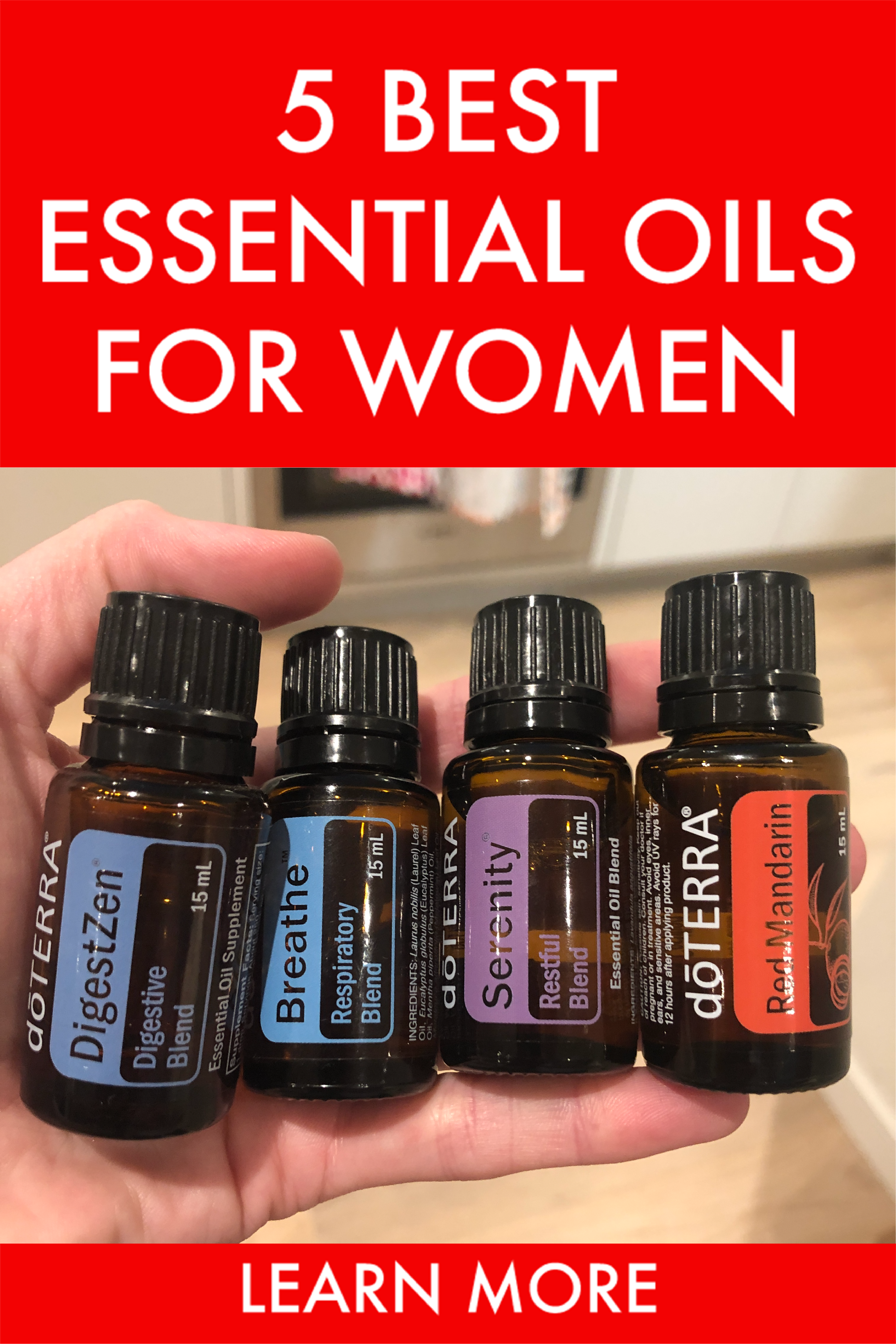 We tested EVERYTHING from DOTERRA to YOUNG LIVING to find