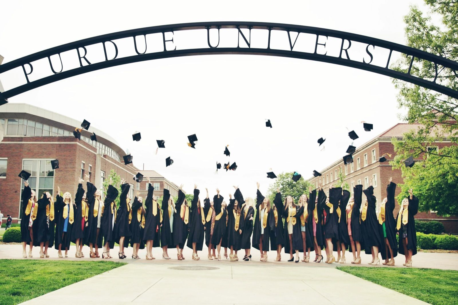 Image result for purdue graduation