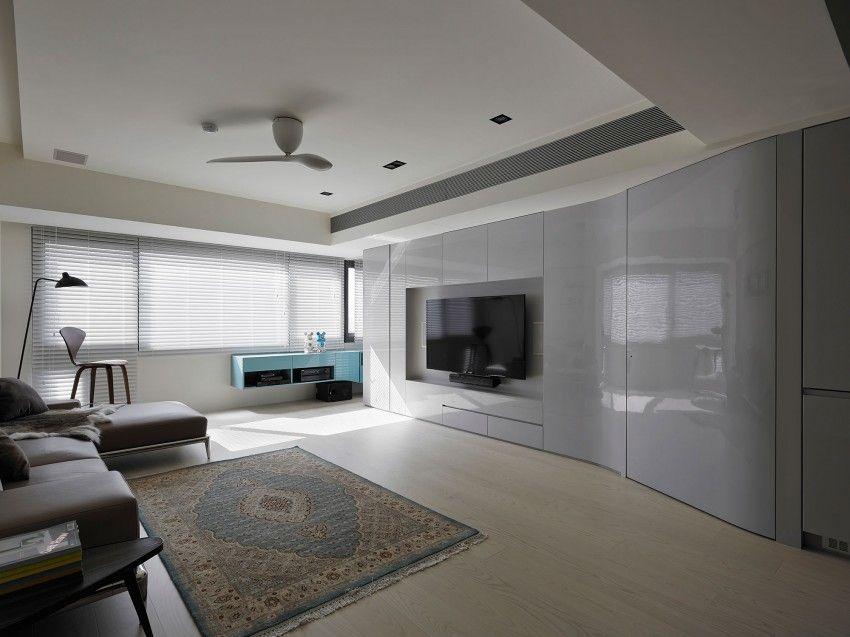 Residence Zheng By Kc Design Studio Homedsgn Living Room Design Layout Latest Living Room Designs Living Room Designs