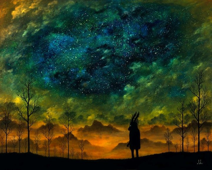 Andy Kehoe's Magical Nighttime Paintings | Tim o'brien, Night and ...