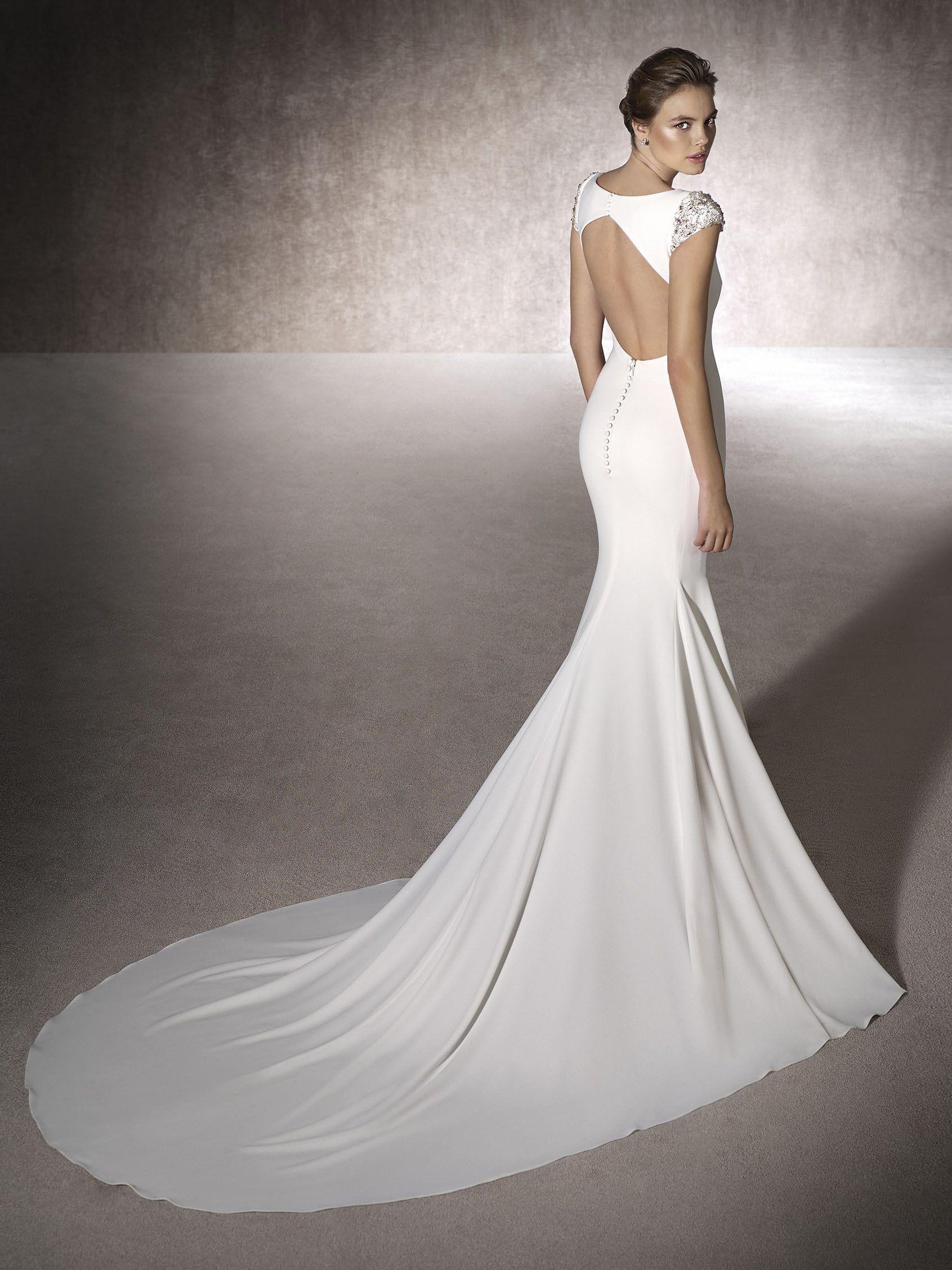 Pin von Bego auf vestidos | Pinterest | Brautkleid
