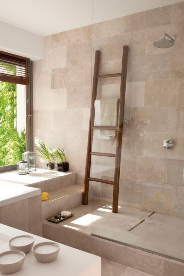 Badezimmer Beispiele 10 Qm. Kleines Bad Gestalten Ideen Mosaik