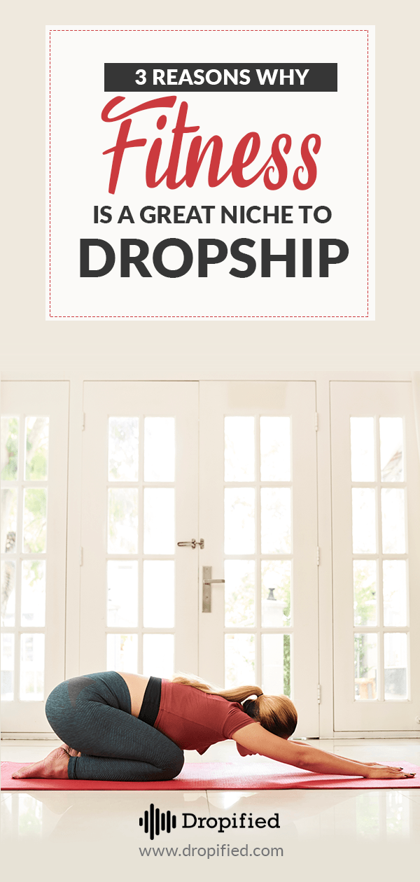 3 Reasons Why Fitness And Sporting Goods Is A Great Niche To Dropship Dropshipping Fun Sports Drop Shipping Business