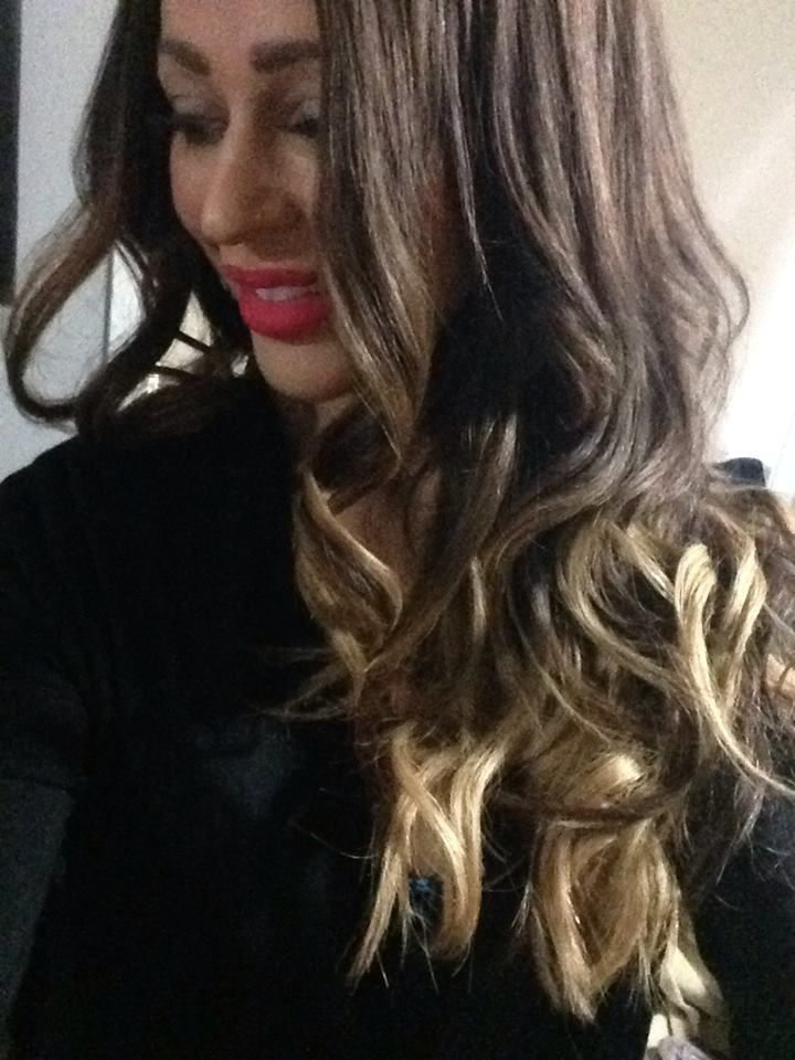 Our Beautiful Stylist With Hair Extensions By Sydney Hair Extension