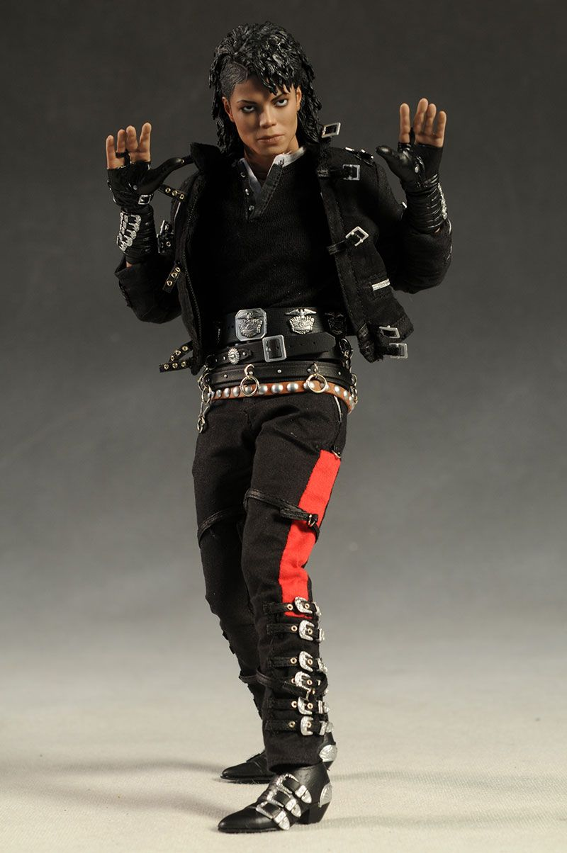 Hot toys michael jackson bad sixth scale action figure for Jackson toys