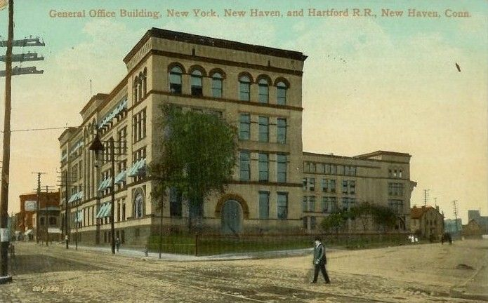 General Office Building for New York, New Haven and ...