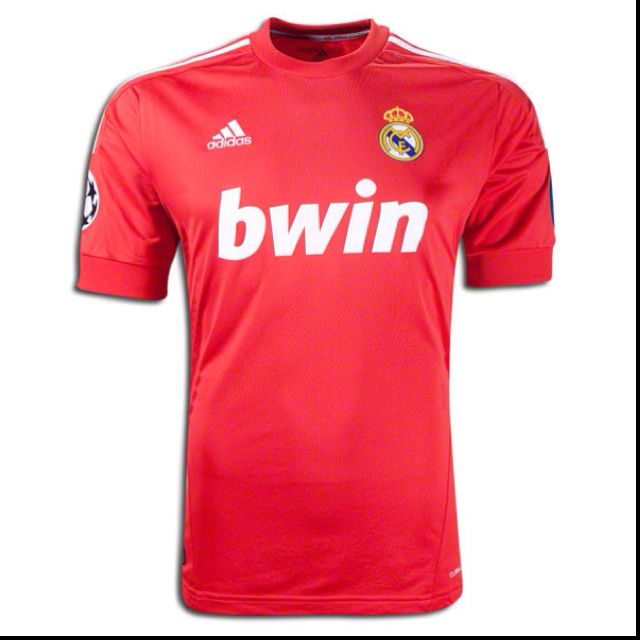 Real Madrid 11 12 3rd Jersey Roupas