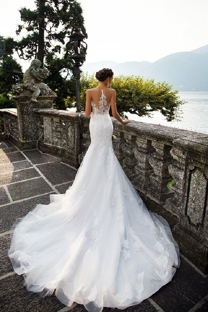 Beautiful Tattoo affects wedding dress | fabmood.com #weddingdress #weddingdresses #bridalgown #bridaldress #bride