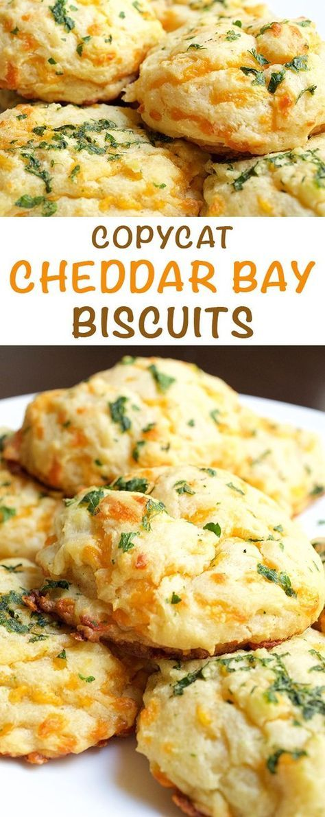 Copycat Red Lobster Cheddar Bay Biscuits Recipe Recipes