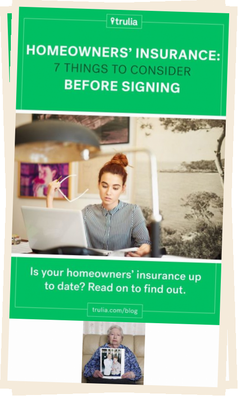 Homeowners Insurance 7 Things To Consider Before Signing Home Insurance Things Consider In 2020 Homeowners Insurance Home Insurance Private Mortgage Insurance