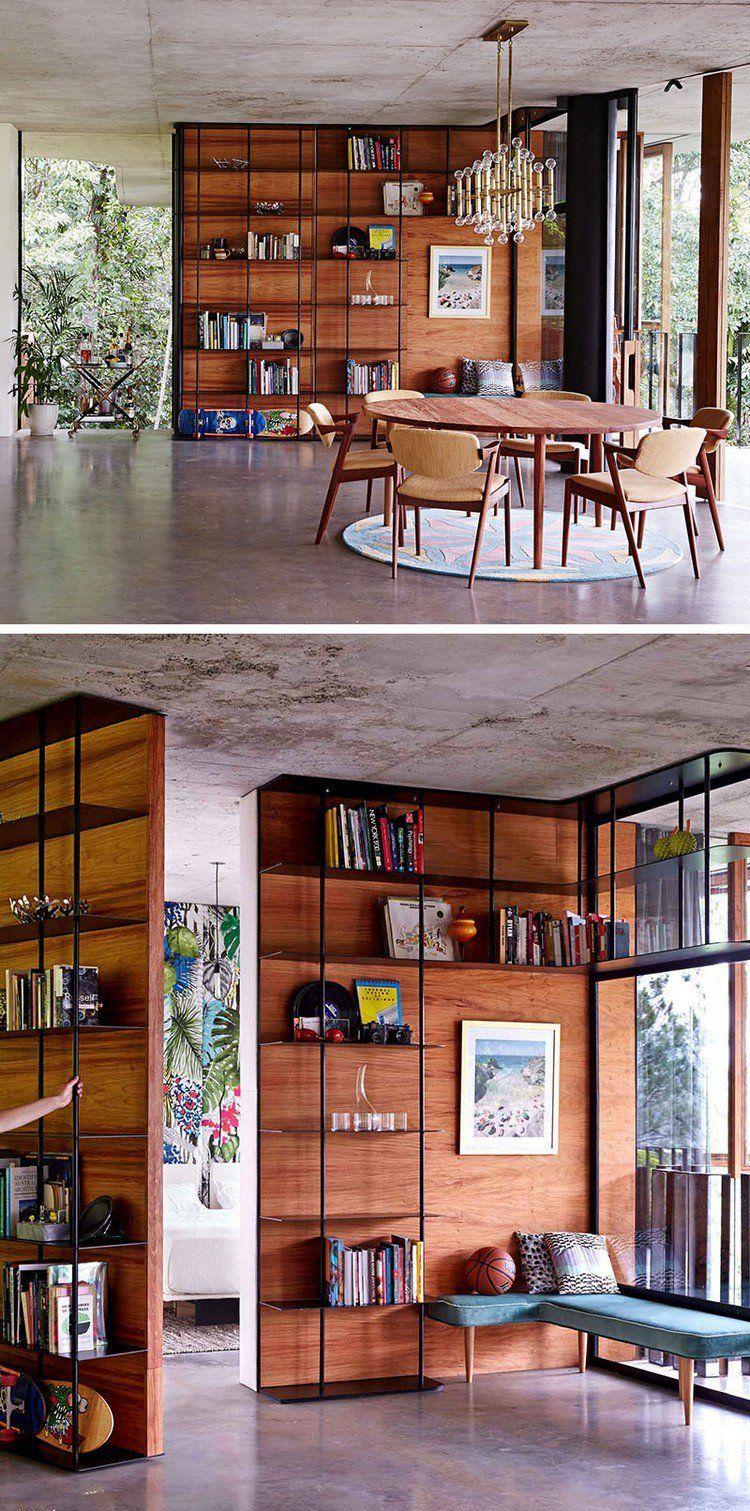 porte biblioth que cach e pi ce passage maison am nagement maison pinterest cacher pi ces. Black Bedroom Furniture Sets. Home Design Ideas