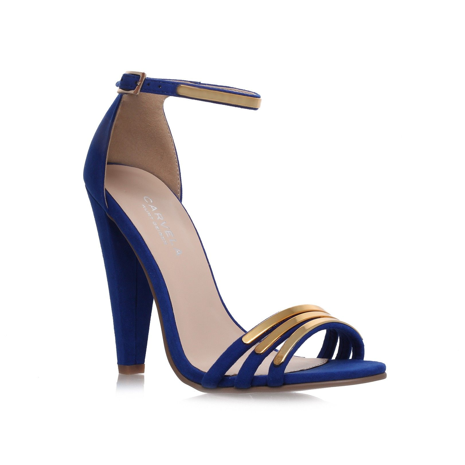 905f17b026 CARA Carvela Kurt Geiger BLUE | shoes | Shoes, Carvela kurt geiger ...