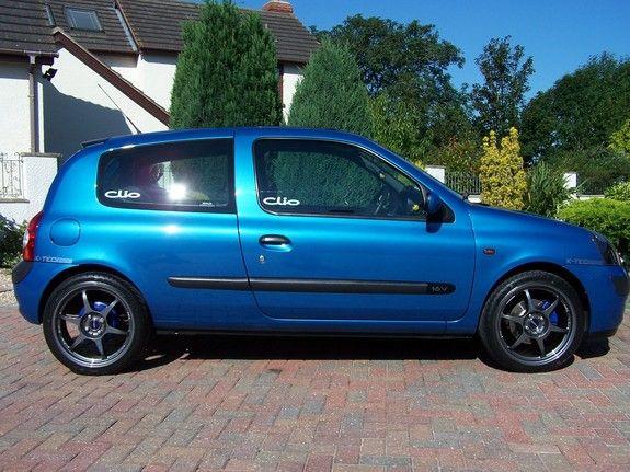 Renault clio 1.2 16v 2002 su Usato.Quattroruote