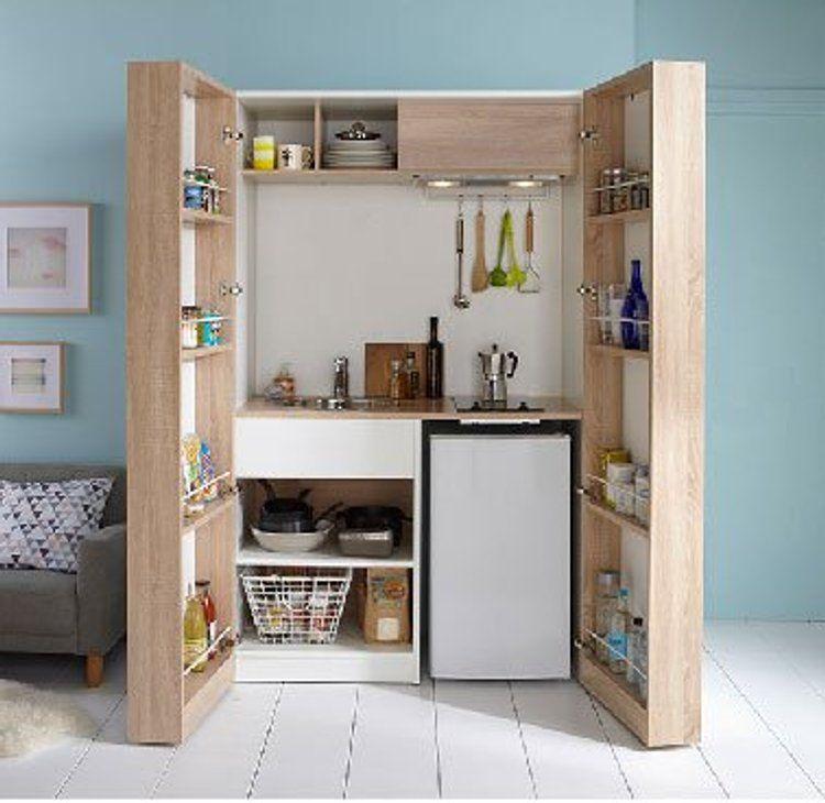 Kitchenette Ikea Et Autres Mini Cuisines Au Top Remodelage Petite Cuisine Petit Appartement Kitchenette