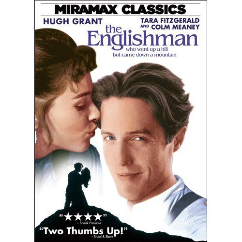 Amazon Com The Englishman Who Went Up A Hill But Came Down A