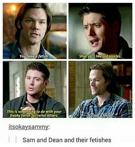 Fetishes | Supernatural