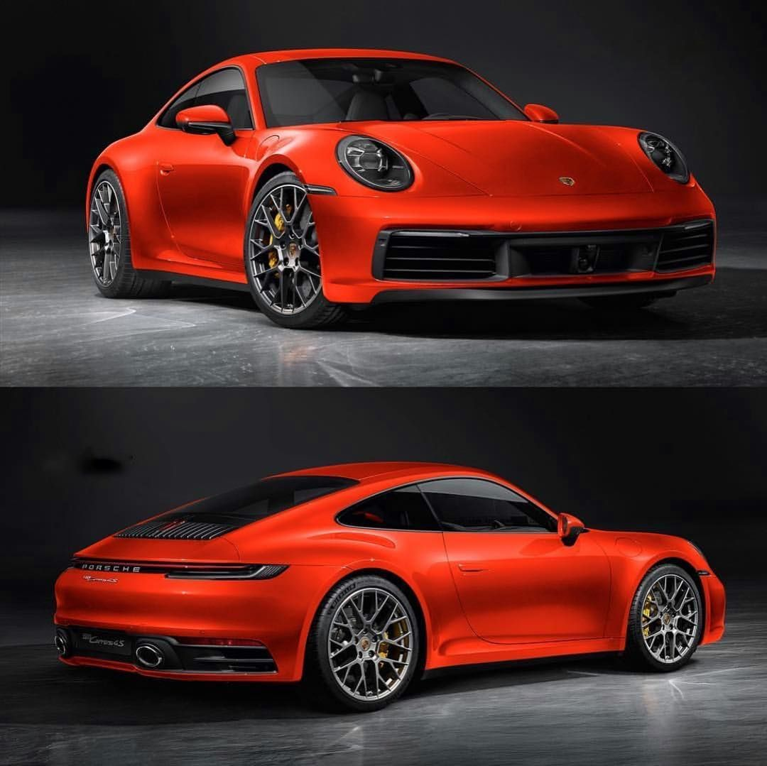 "Red Porsche Car: Porsche Club On Instagram: ""Pick Your Color.. Arena Red"