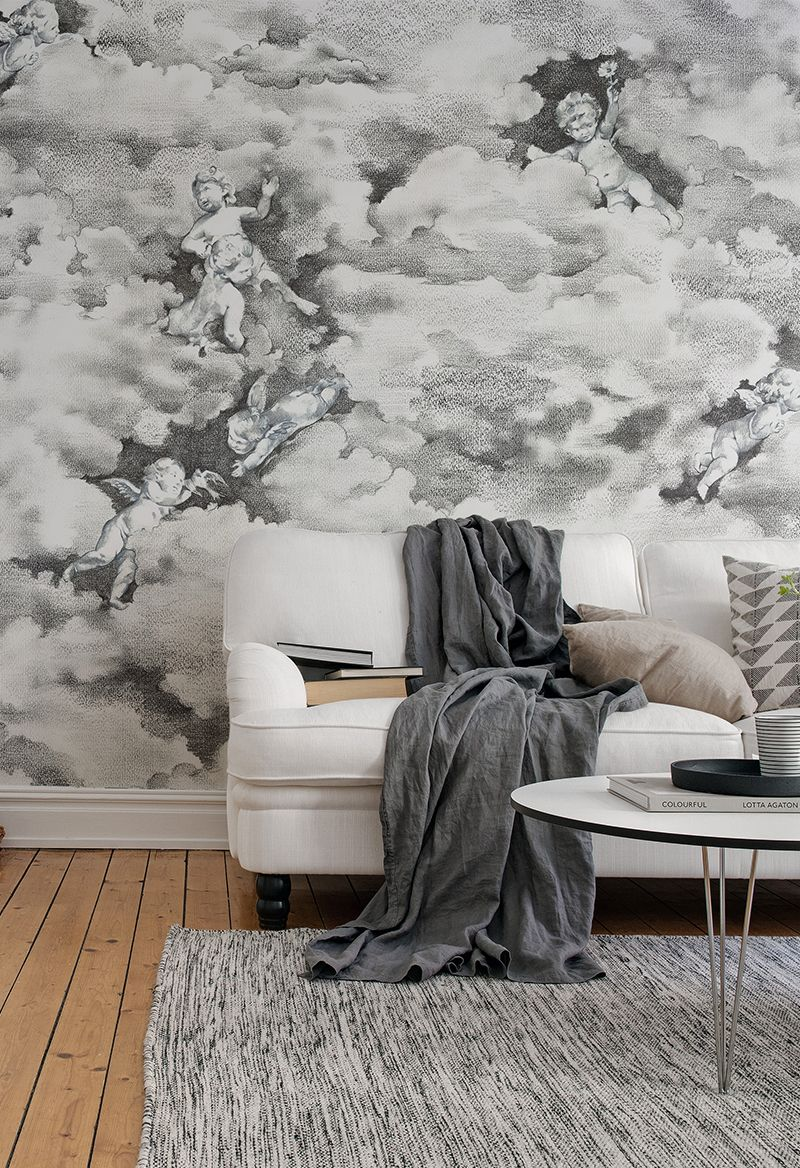 Chubby Cherubs | Wall murals and Walls